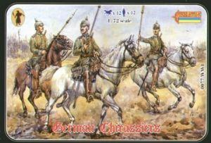 077 - WW1 German Cuirassiers