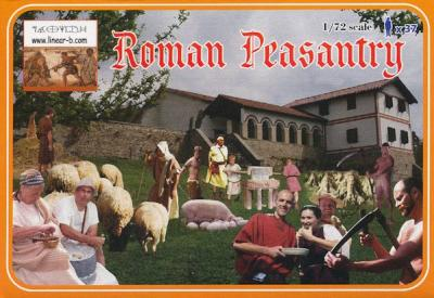 077 - Roman Peasantry 1/72