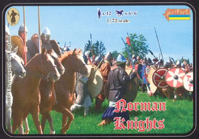 085 - Norman Knights 1/72