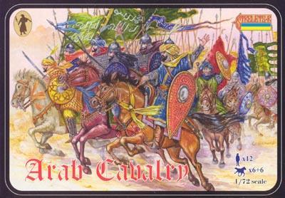 092 - Arab Cavalry 1/72