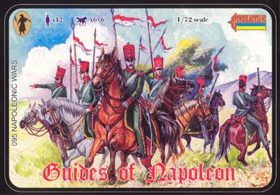 095 - Guides of Napoleon 1/72