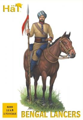 8289 - Colonial Bengal Lancers 1/72