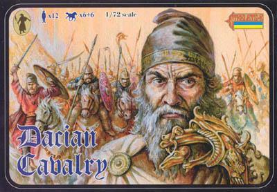 103 - Dacian Cavalry 1/72