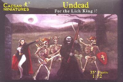 103 - Undead 1/72