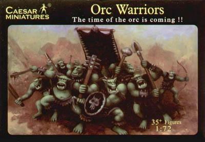 106 - Orc Warriors 1/72