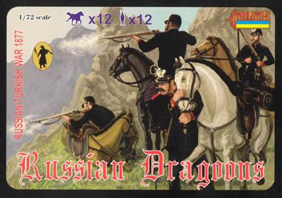 107 - Russian Dragoons 1/72