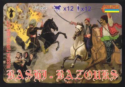 109 - Bashi-Bazouks 1/72