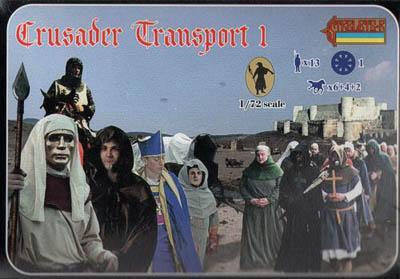 126 - Crusader Transport 1 1/72
