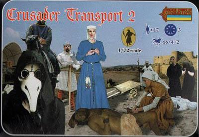 127 - Crusader Transport 2 1/72