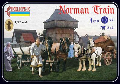 128 - Norman Train 1/72