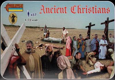 130 - Ancient Christians 1/72