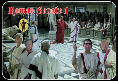 137 - Roman Senate 1/72