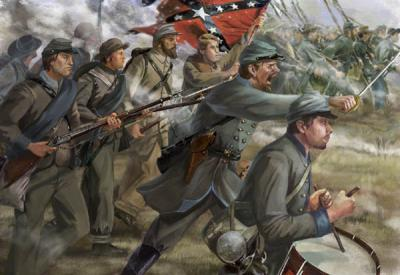 148 - Pickett's Charge 1 1/72