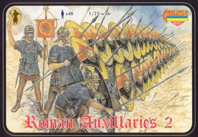 M016 - Roman Auxiliaries 2 1/72