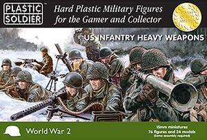 WW2015007 - American Heavy Weapons 1944-45 15mm