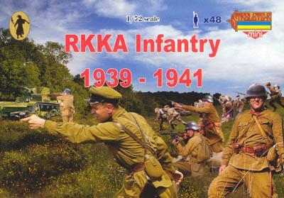 M031 - RKKA Infantry 1939-41 1/72