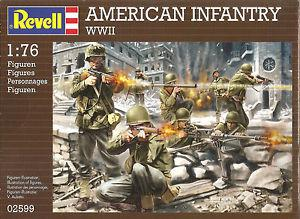 2599 - American Infantry 1/76
