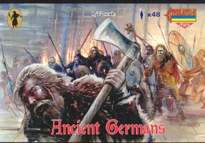M035 - Ancient Germans 1/72