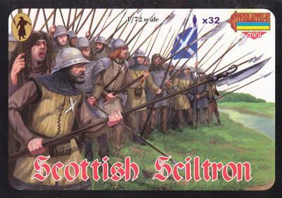M036 - Scottish Schiltron 1/72