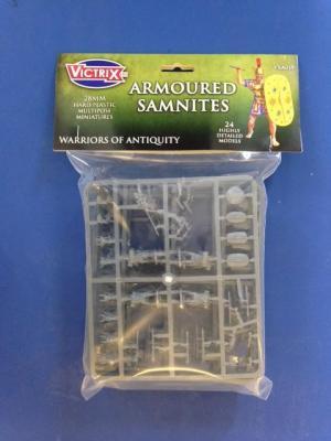 VXA015 28mm Armoured Samnites