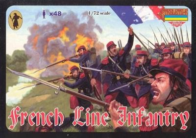 M041 - French Line Infantry 1/72