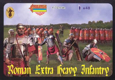 M042 - Roman Extra Heavy Infantry 1/72