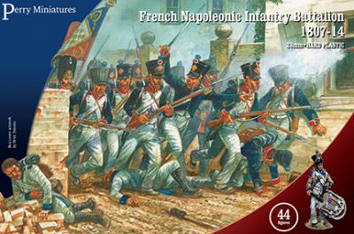 FN250 FRENCH BATTALION 1807-14