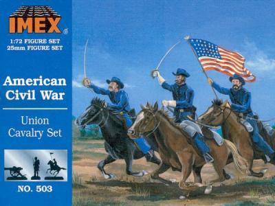 503 - Union Cavalry 1/72