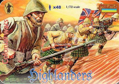 M051 - Highlanders 1898-1902 1/72