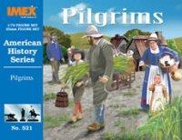 521 - Pilgrims 1/72