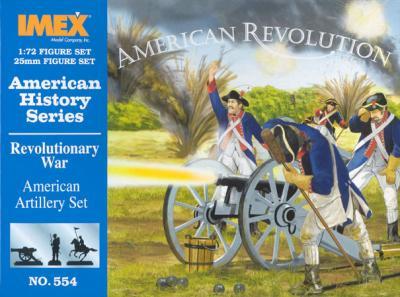 554 - American Artillery 1/72