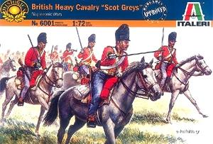 6001 - Scots Greys 1/72