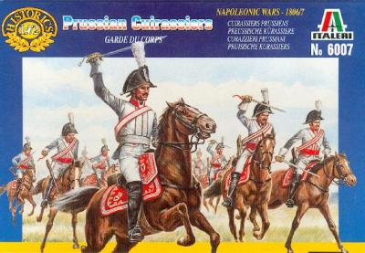 6007 - Prussian Cuirassiers 1/72
