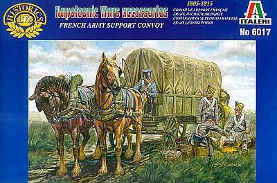6017 - Napoleonic Wars Accessories 1/72