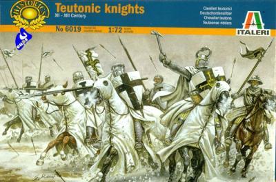 6019 - Teutonic Knights 1/72