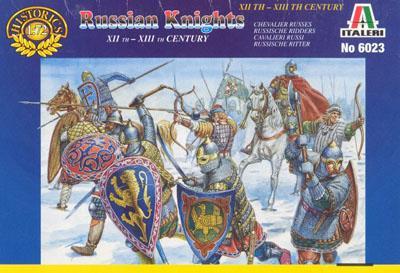 6023 - Russian Knights 1/72