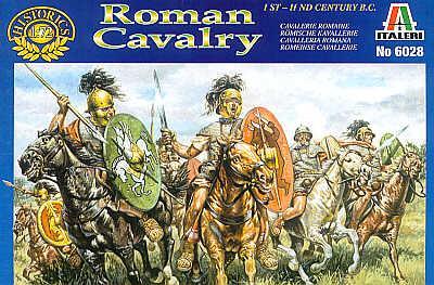 6028 - Roman Cavalry 1/72