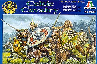 6029 - Celtic Cavalry 1/72