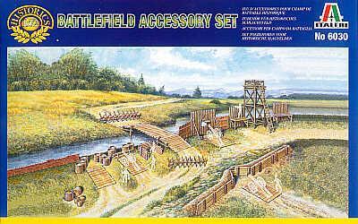 6030 - Battlefield Accessory Set 1/72