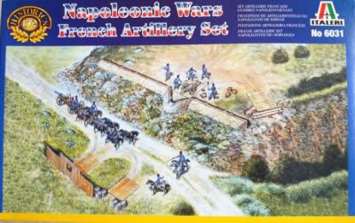 6031 - French Artillery Set 1/72