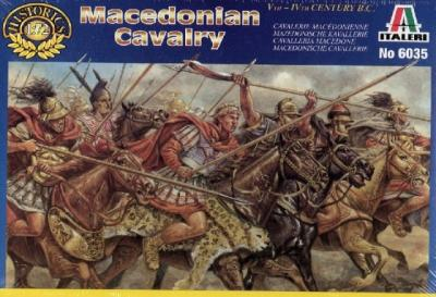 6035 - Macedonian Cavalry 1/72