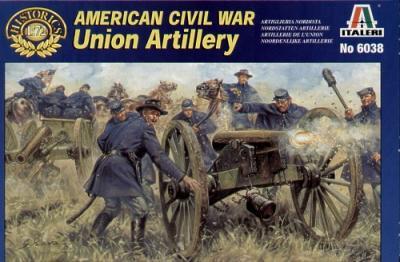 6038 - Union Artillery 1/72