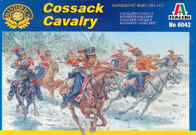 6042 - Cossack Cavalry 1/72