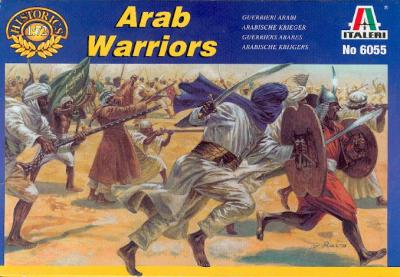 6055 - Arab Warriors 1/72