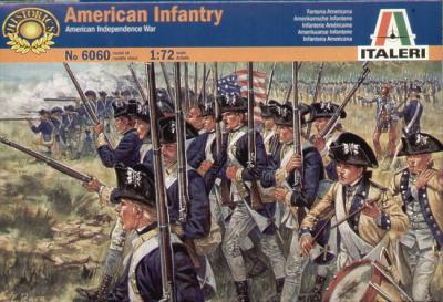6060 - American Infantry 1/72