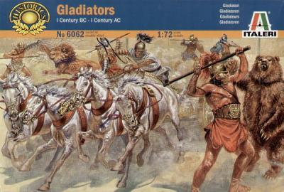 6062 - Gladiators 1/72