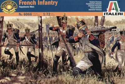 6066 - French Infantry (1815) 1/72
