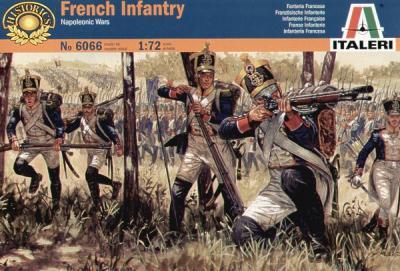 6066 - French Infantry (1815) 1/72