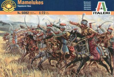 6082 - Napoleonic Mamelukes 1/72