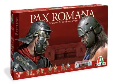 6115 - Pax Romana Battle set 1/72